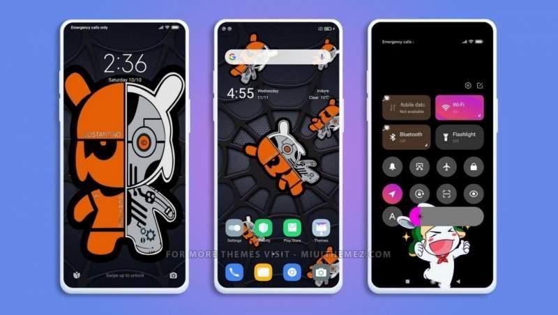 Xiaomi MIUI Temas
