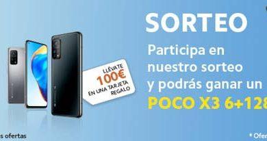 Sorteo Poco X3 NFC