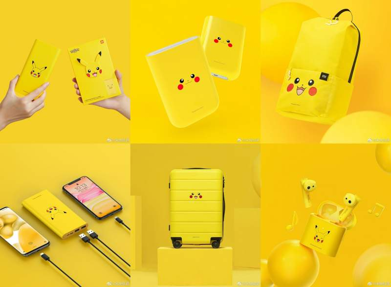 Xiaomi Pikachu Pokemon