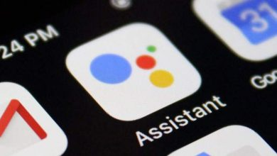 Google-assistant-UI