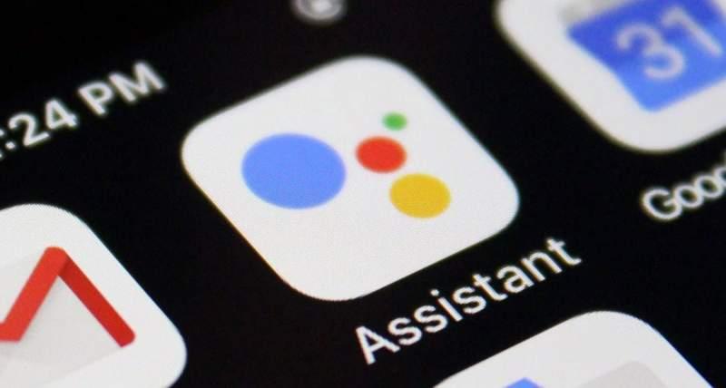 Google-assistant-UI