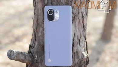 Xiaomi Mi 11 fotografía