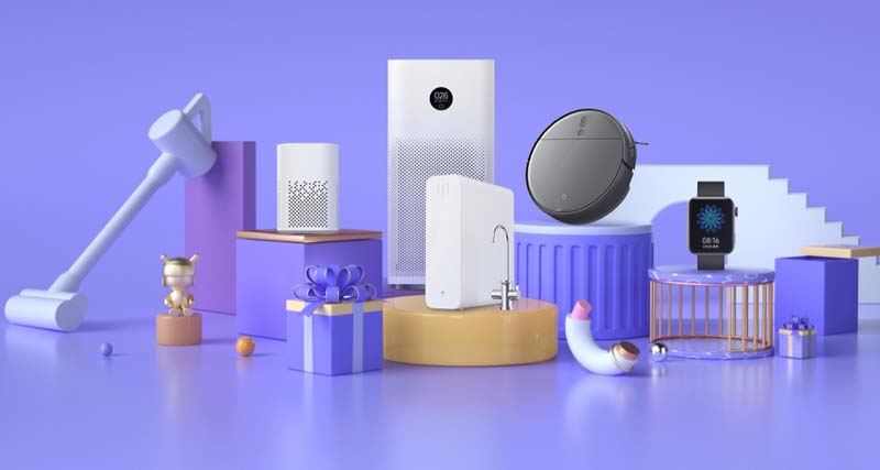 new-products xiaomi mijia