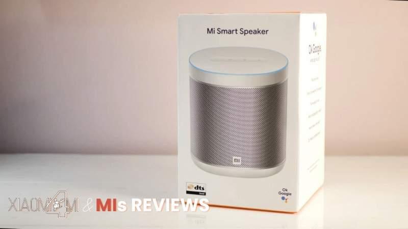Xiaomi Mi Smart Speaker vs Amazon Echo Dot - Noticias Xiaomi
