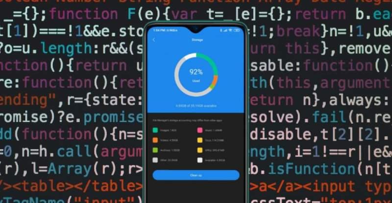 Cómo ver los elementos que ocupan más espacio en tu móvil