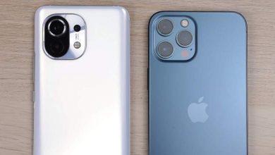 Xiaomi Mi 11 vs iPhone 12 Pro Max