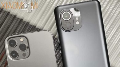 Xiaomi Mi 11 vs iPhone 12 Pro Max en fotografía nocturna