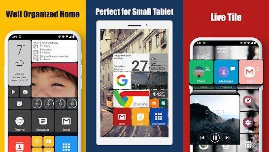 Launchers Android para personas mayores, los mejores a instalar
