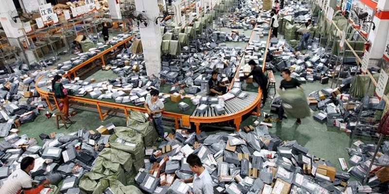 China año nuevo pedidos