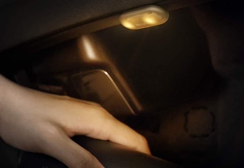 Linterna Baseus para el coche, un top ventas de Xiaomi en Youpin