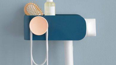 Soporte Mijoy Xiaomi para organizar el secador y accesorios de pelo