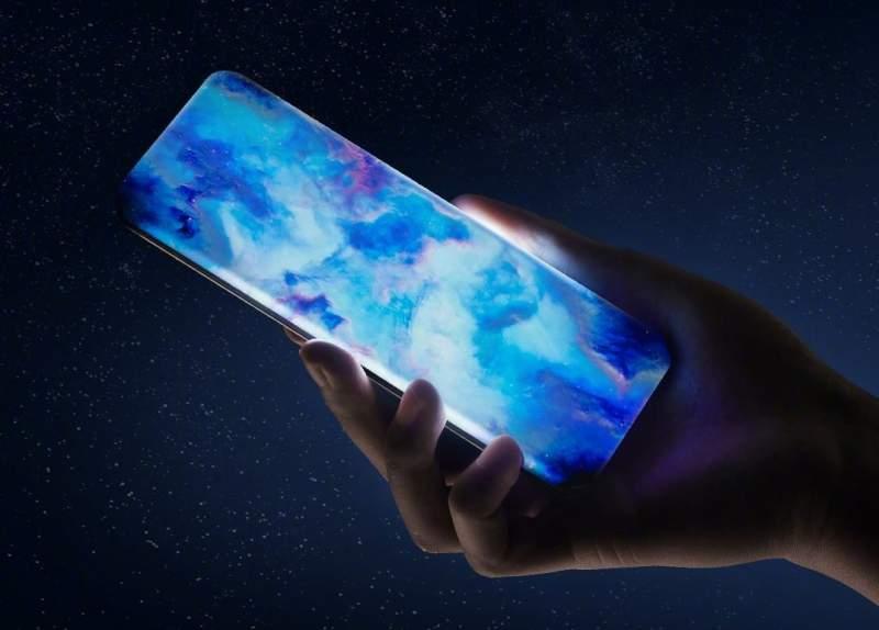 Xiaomi smartphone futurista