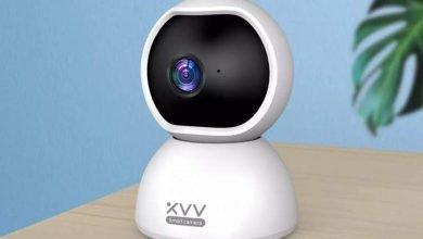 Xiaovv Smart PTZ Heart Enjoy Edition, la nueva cámara de vigilancia de Xiaomi compatible con Mi Home