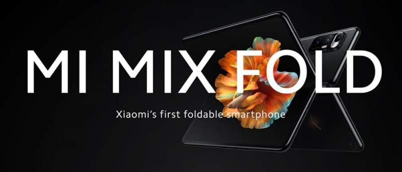 xiaomi-mi-mix-fold smartphone plegable Xiaomi