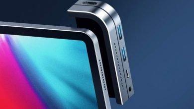 Adaptador multifuncional de Baseus para tablets e iPad - Noticias Xiaomi
