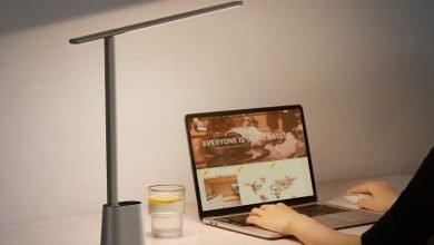 Baseus se adentra en nuestro hogar con esta lámpara de escritorio muy similar a las de Xiaomi