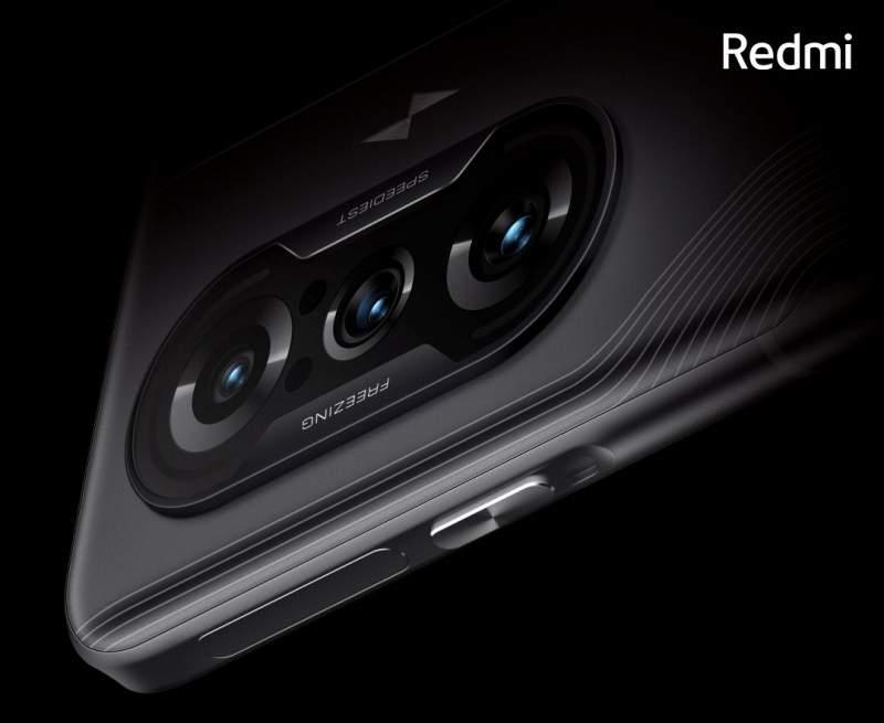 Redmi K40 Enhanced Edition