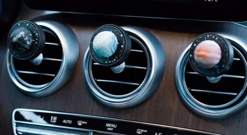 Ambientador coche Xiaomi planetas