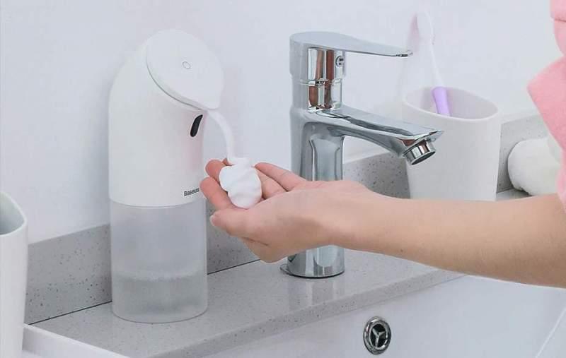 Dispensador jabón Baseus