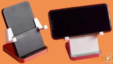 Gancho cargador inalámbrico Xiaomi