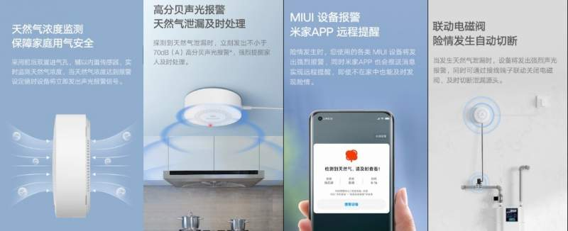 Xiaomi Natural Gas Guard