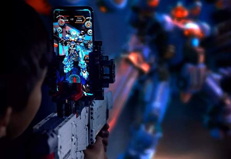Pistola Xiaomi, un nuevo juguete con AR sale a la venta en Youpin