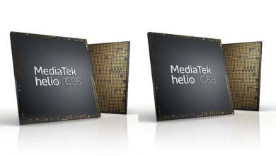 MediaTek Helio G96 y Helio G88