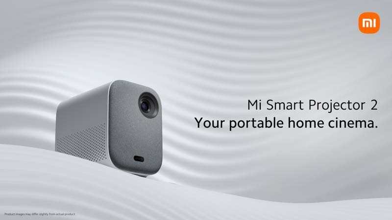 xiaomi producto aiot proyector